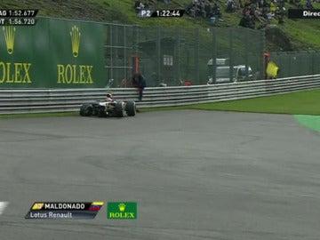El Lotus de Maldonado, accidentado