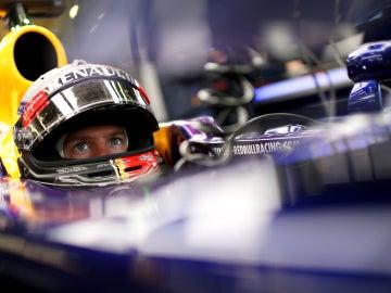 Vettel, preparado