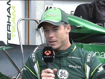 Lotterer se mira en el espejo de Rosberg