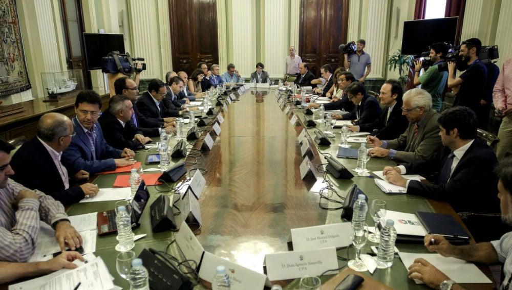 Los productores agrícolas españoles piden ayudan a la UE