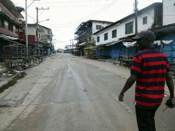 El brote del virus del Ébola detectado el domingo en la RDC es nuevo y distinto