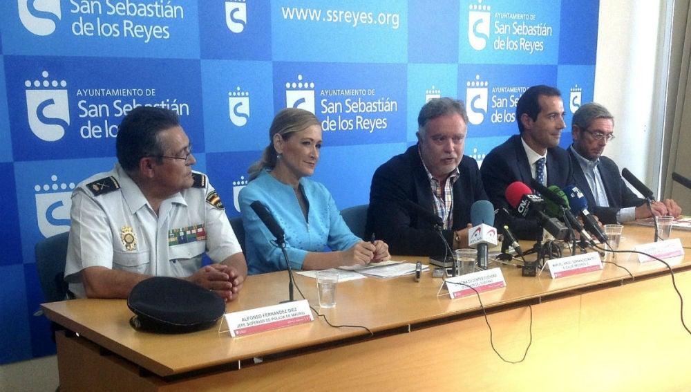 La policía aumenta sus esfuerzos para atrapar al pederasta de Ciudad Lineal