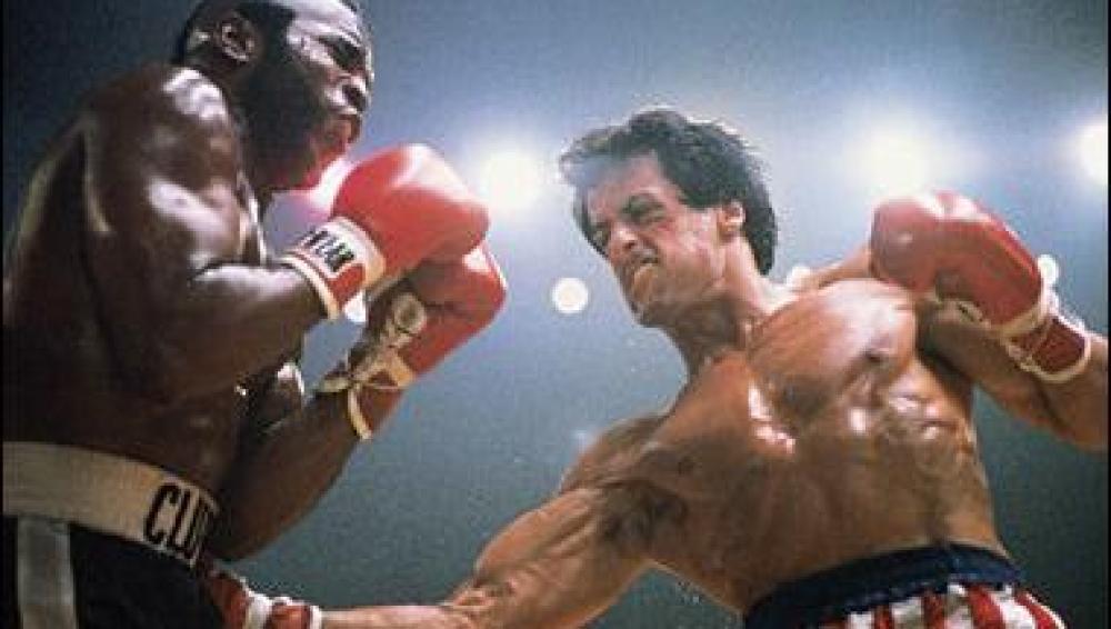 Mr. T en 'Rocky III'