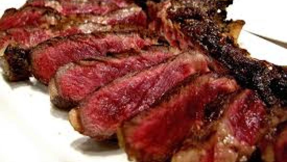 Una magnífica carne