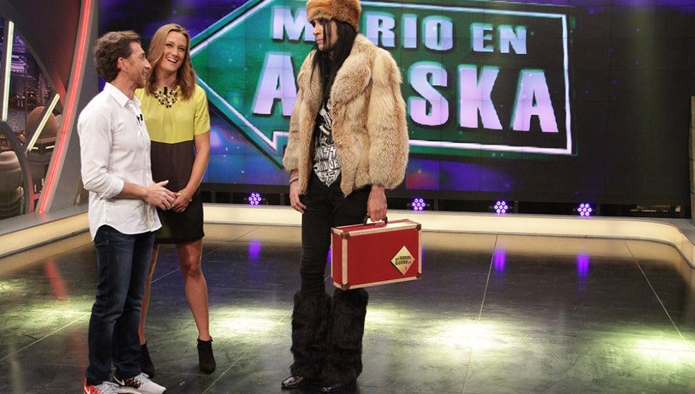 Mario se va a Alaska