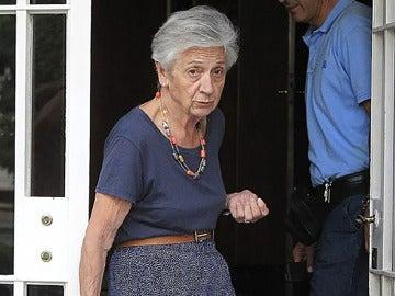 Marta Ferrusola, figura clave del 'clan Pujol'