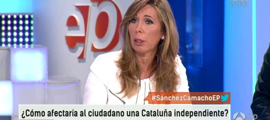 Antena 3 tv alicia s nchez camacho en espejo p blico 4 4 for Ver espejo publico hoy