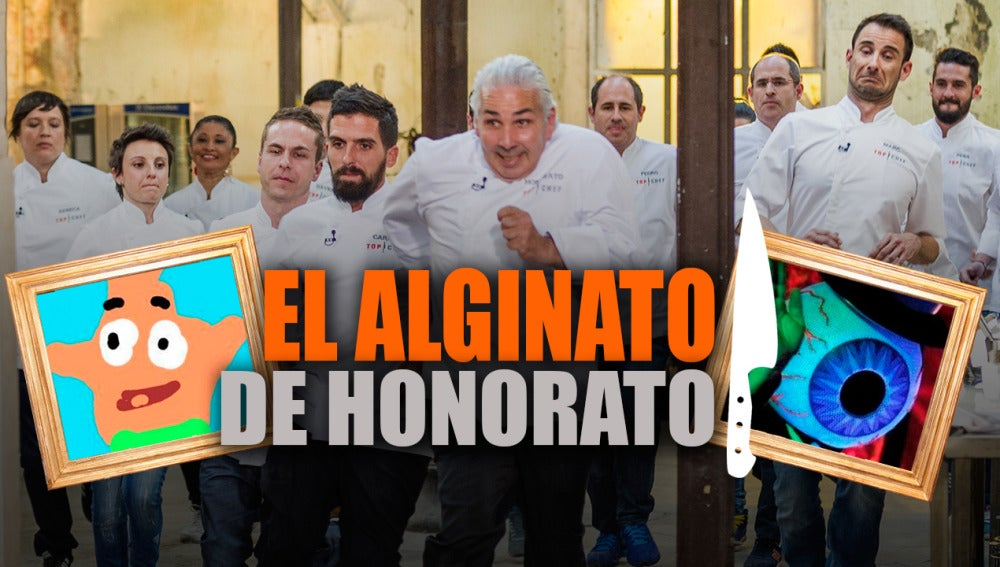 El alginato de Honorato