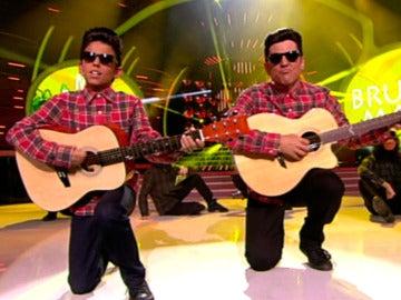 Max y Manel Fuentes