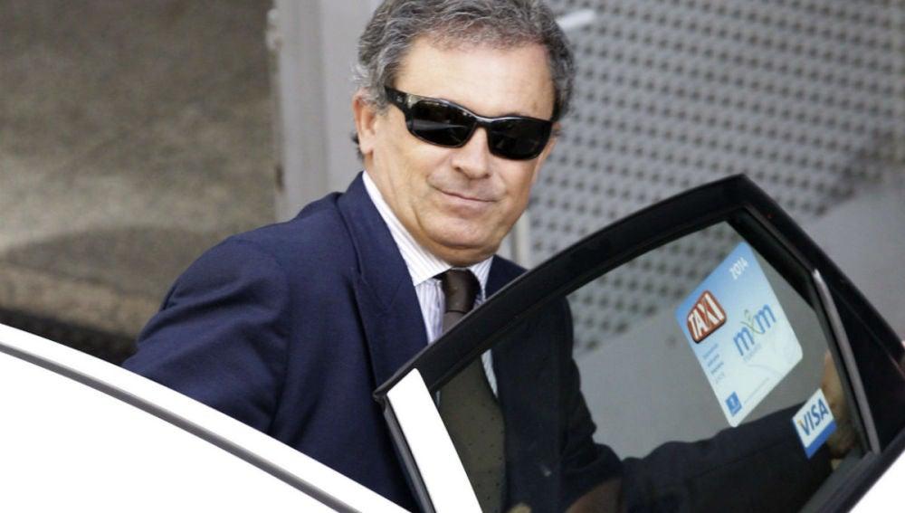 Jordi Pujol Ferrusola abandona la Audiencia sin ninguna medida cautelar