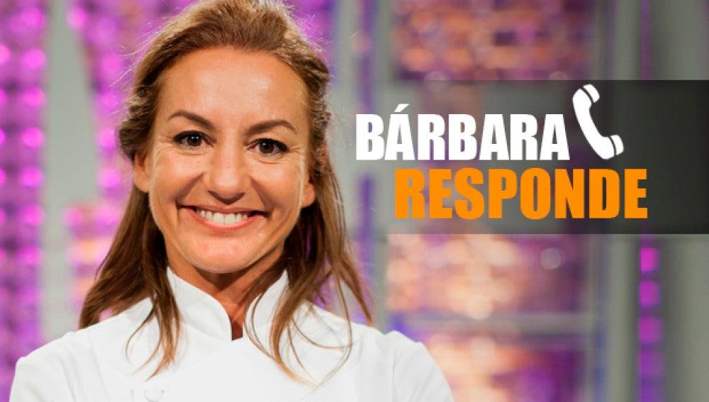 Bárbara responde