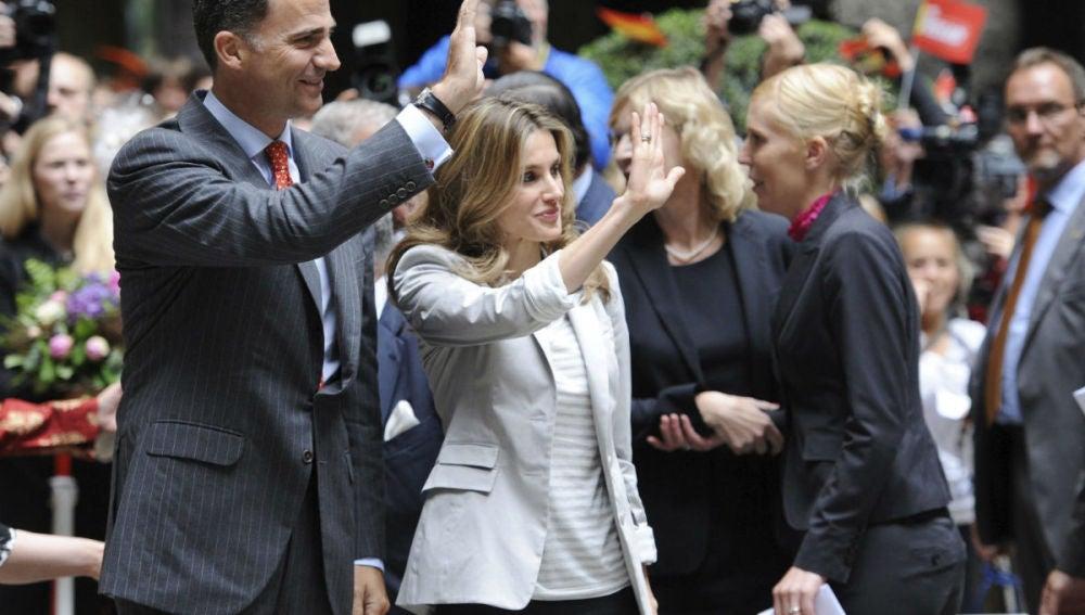 Los Reyes visitarán Cataluña