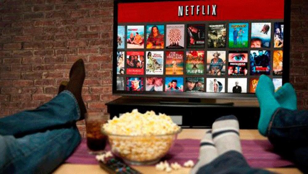 Netflix en la televisión