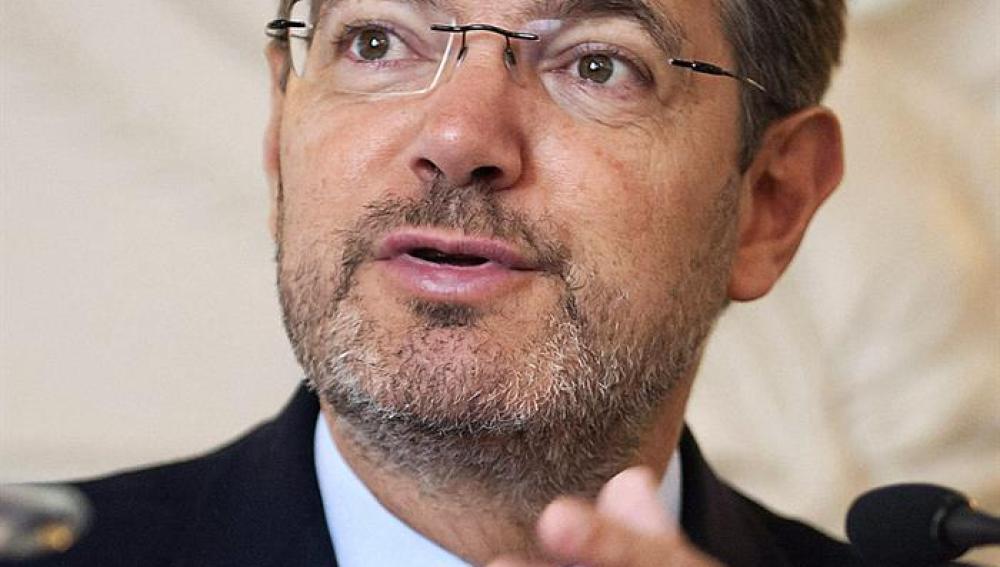 Rafael Catalá Polo, nuevo ministro de Justicia