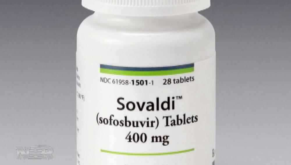 Sovaldi, medicamento contra la hepatitis C