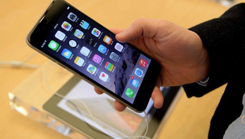 Un Iphone 6