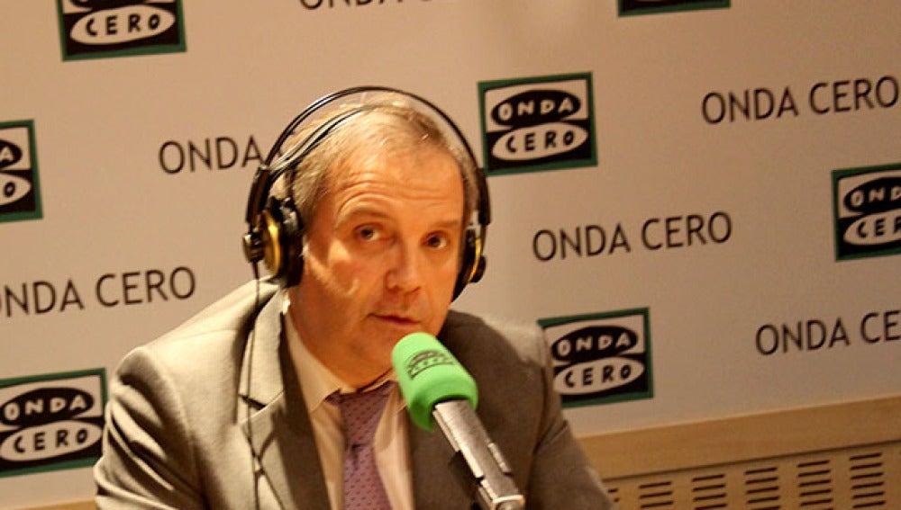Antonio Carmona en Onda Cero