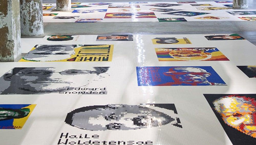 Exposición 'Ai Weiwei en Alcatraz'