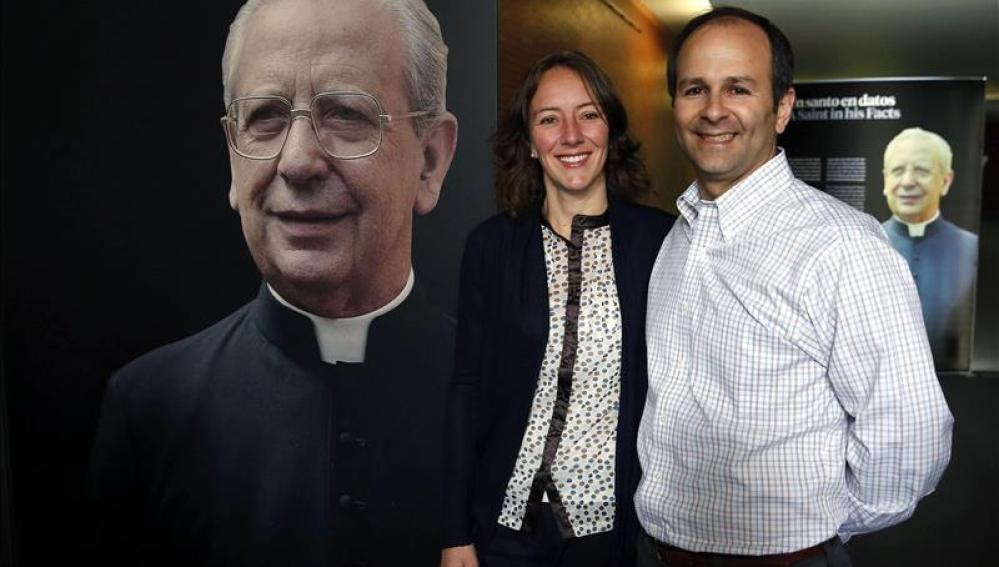 La Iglesia católica beatifica a Álvaro del Portillo