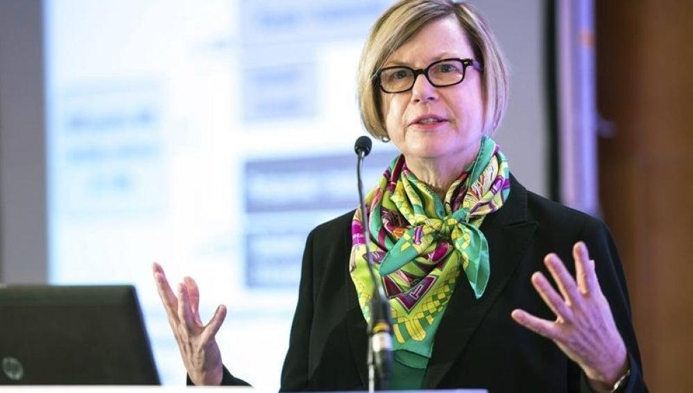 Sandra Swain, doctora del Washington Hospital Center