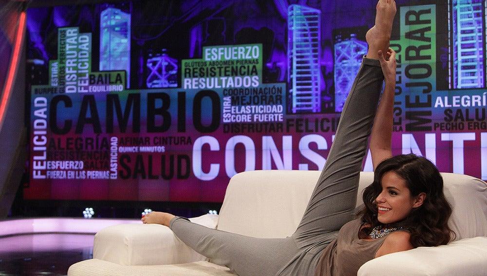 Marta Torné en El Hormiguero 3.0