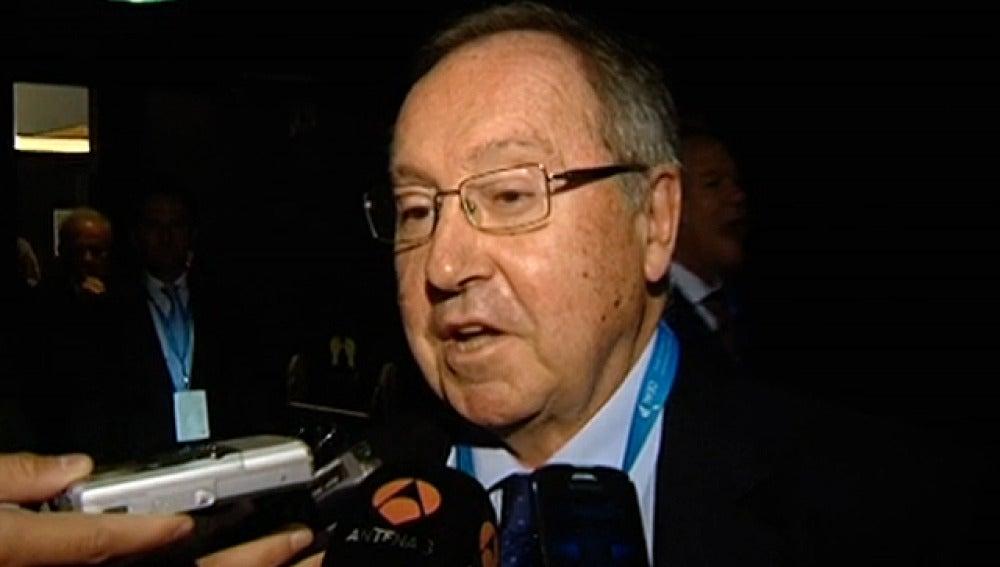 El presidente de Freixenet, Josep Lluís Bonet