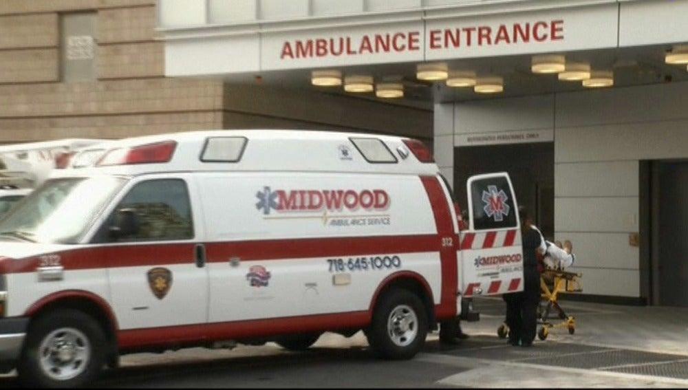 Ambulancia en EEUU