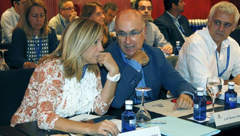 El líder de Unió, Duran i Lleida