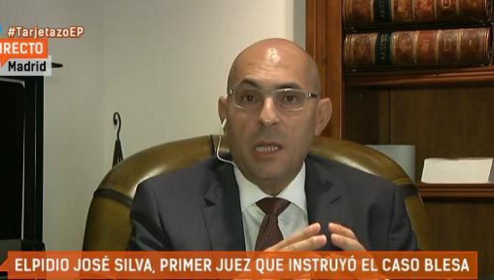Elpidio José Silva, en Espejo Público