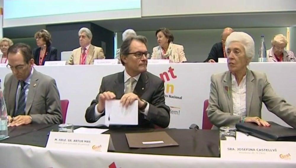Artur Mas prepara una nueva reunión entre los partidarios proconsulta