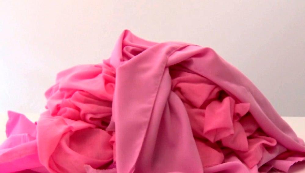 Los pañuelos contra el cáncer de mama