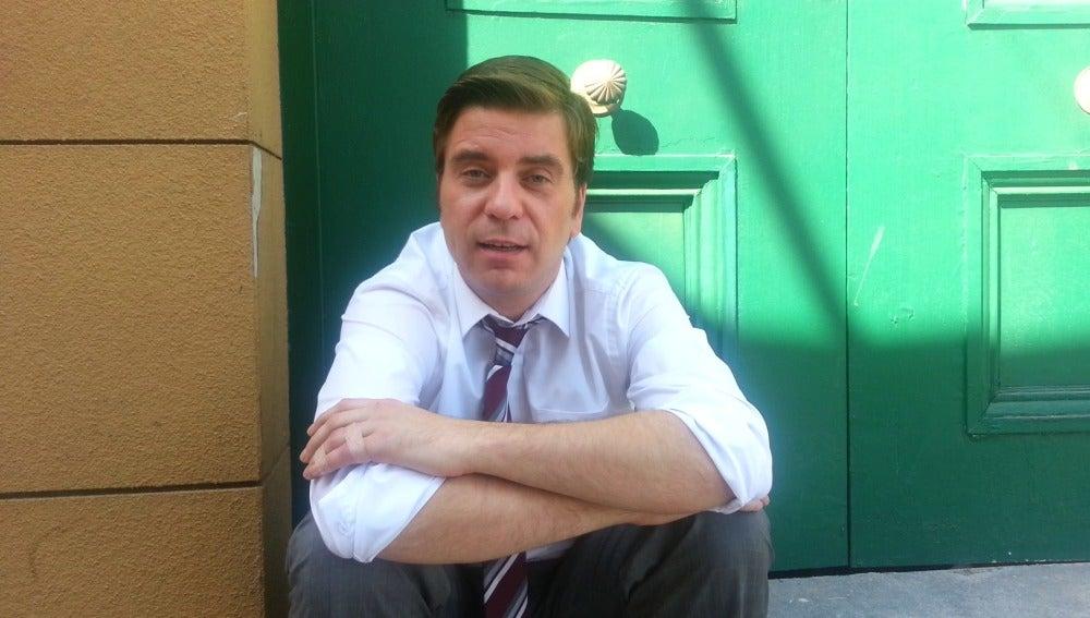 Héctor Perea es Javier Collado