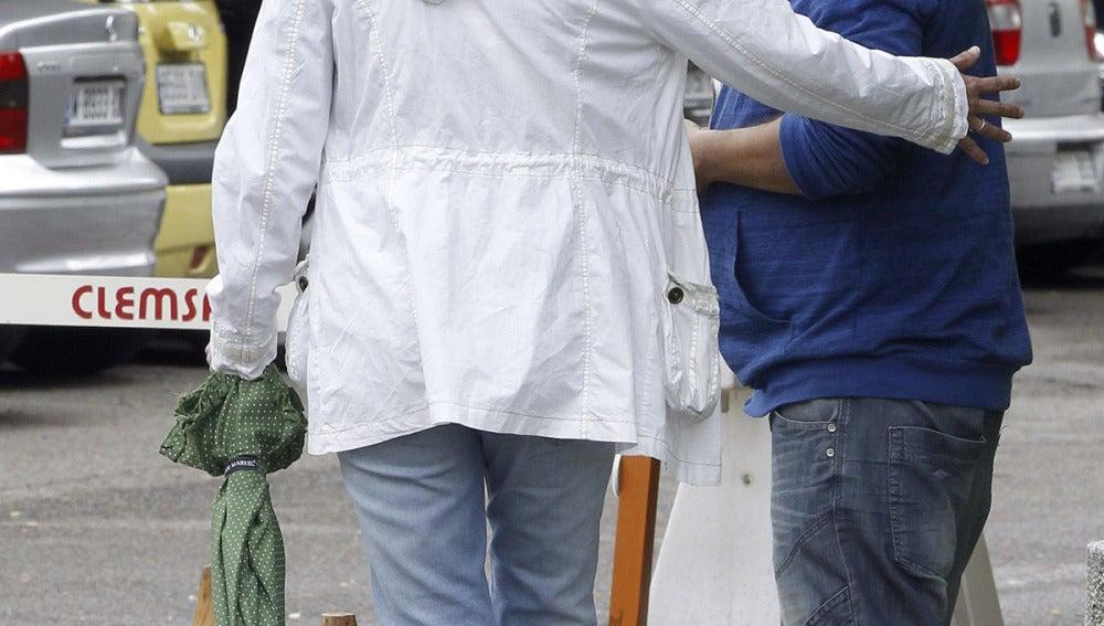 Ramón Romero, hermano de la enferma de ébola