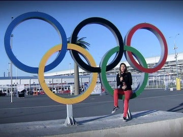 Nira Juanco en Sochi