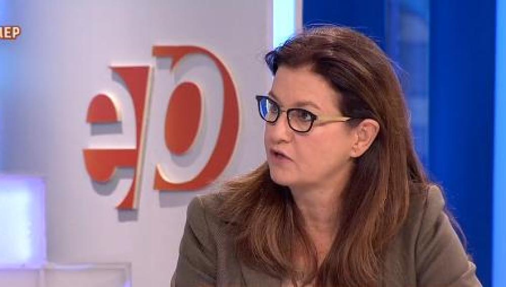 Mónica Oriol en Espejo Público