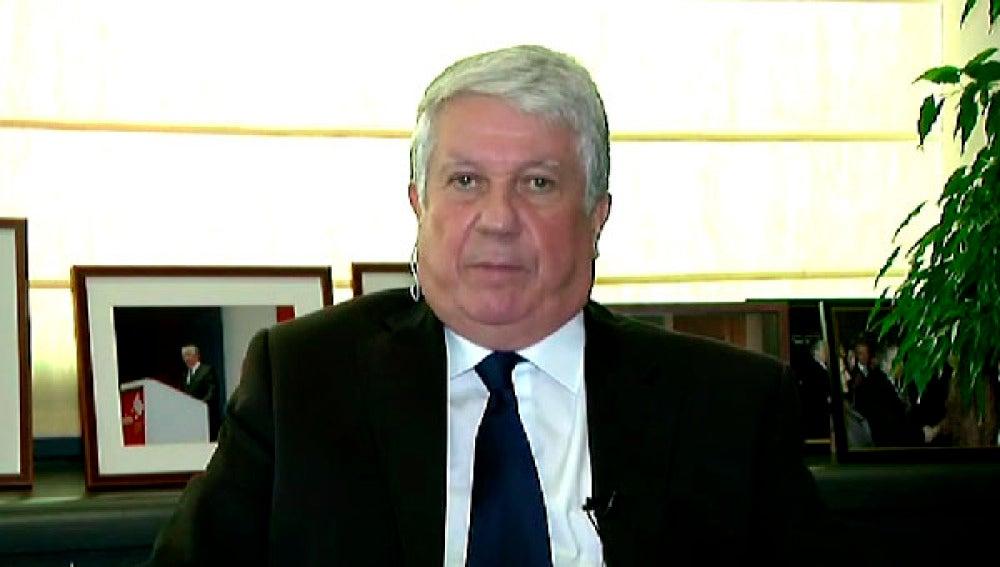 Arturo Fernández, en Espejo Público