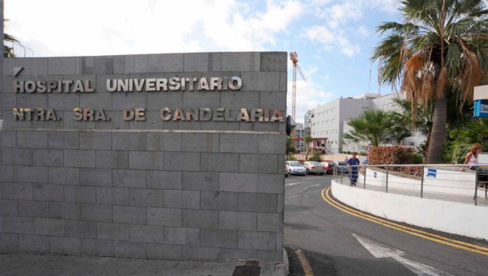 Hospital Universitario de Ntra. Sra. de Candelaria en Tenerife