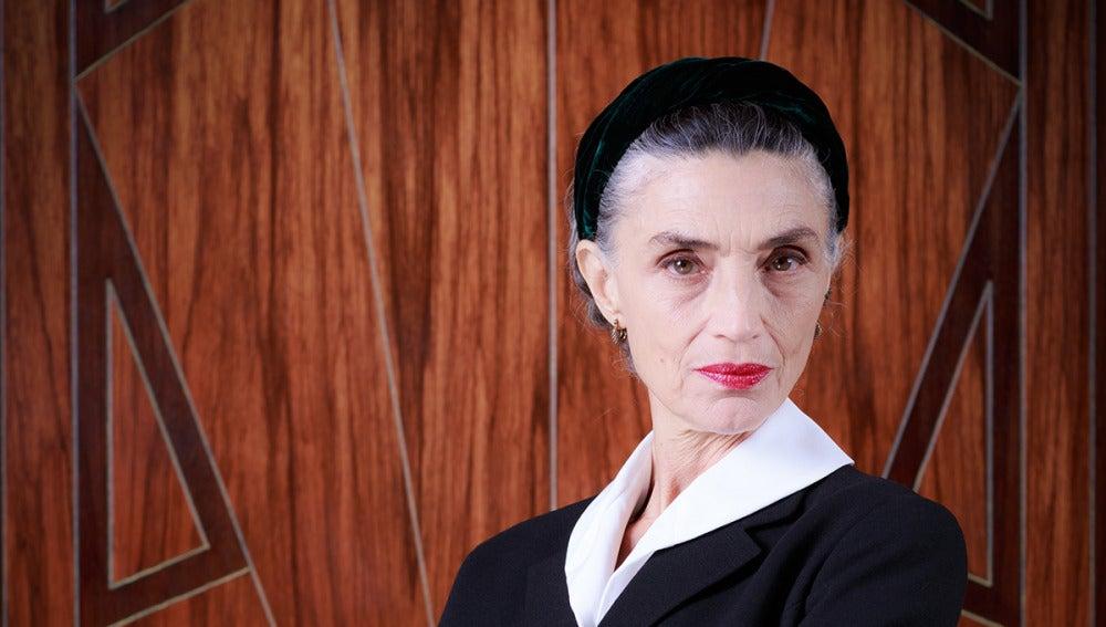 Ángela Molina es Isabel en 'Velvet'