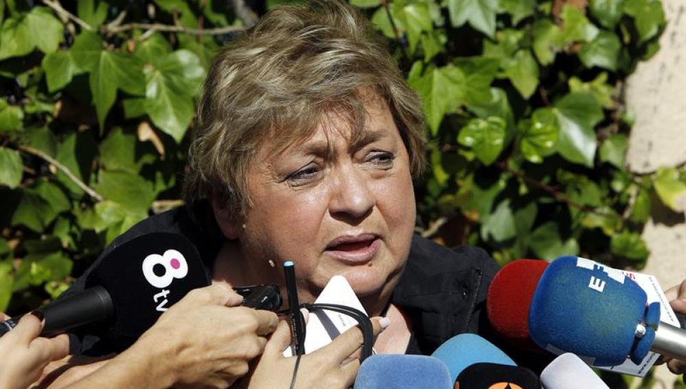 Teresa Mesa, amiga de Teresa Romero
