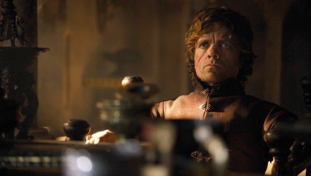 Tyrion reclama sus derechos como heredero a Roca Casterly