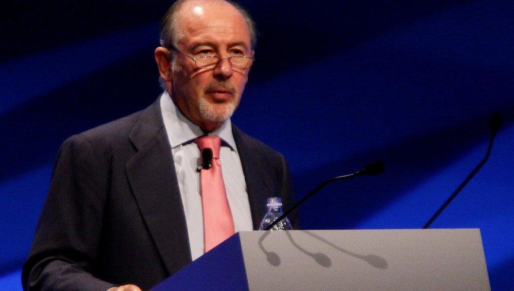 Rodrigo Rato, exvicepresidente del Gobierno
