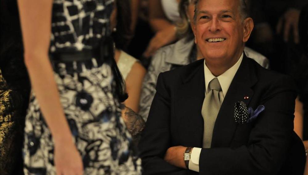 Fallece el diseñador Óscar de la Renta