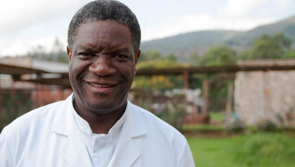 Denis Mukwege, ginecólogo congoleño