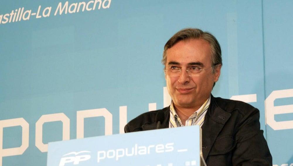 José Manuel Molina, exalcalde de Toledo