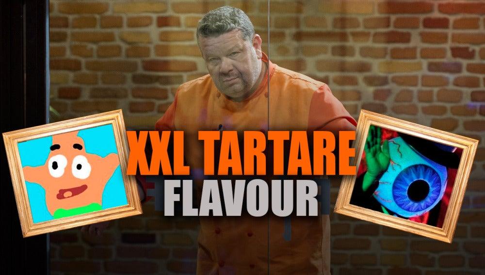 XXL Tartare flavour