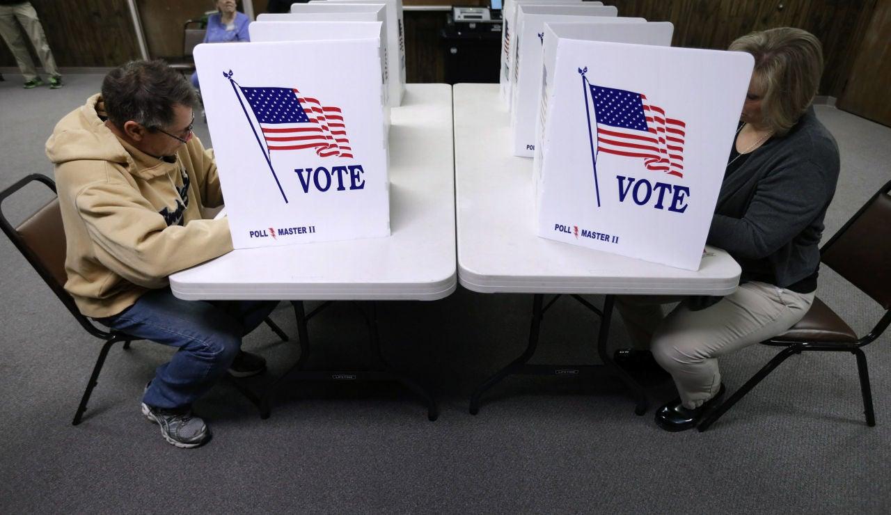 Elecciones EEUU 2020: Cómo votar en las elecciones presidenciales de Estados Unidos