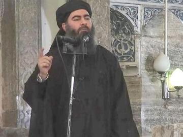 Abu Bakr al Baghdadi, líder del Estado Islámico