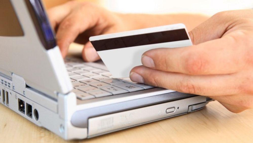 Compras 'online'.