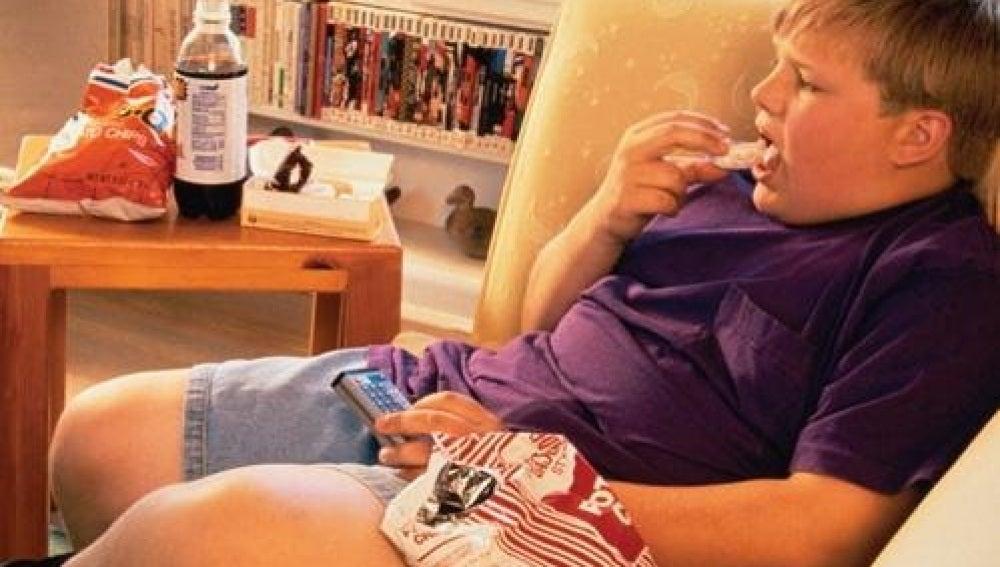 Algunos padres no quieren aceptar el sobrepeso de sus hijos