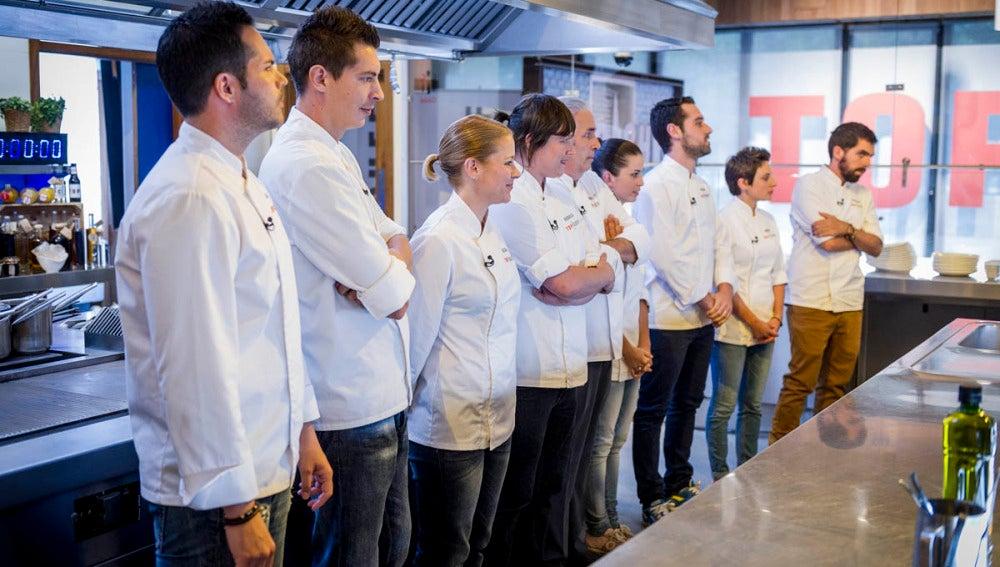 Llega la repesca en la segunda edición de Top Chef